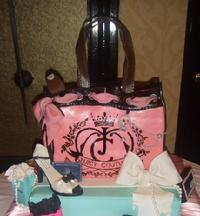 juicy couture cake